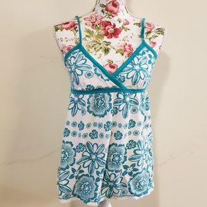 Baby doll cami. Size L